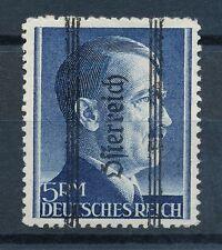 Österreichische Briefmarken (1945-1949) mit anderem Prüfzeichen