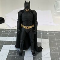 """Custom 7"""" Cape for MAFEX Batman Begins Action Figure (Cape only)"""
