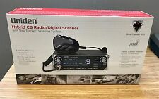 Uniden BearTracker 885 Hybrid CB Radio & Digital Scanner w/ BearTracker Warning