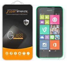 3X Supershieldz Nokia Lumia 635 / 630 Tempered Glass Screen Protector Saver
