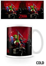 The Legend Of Zelda (Battle) Heat Changing Mug SCMG24473 - 11oz/315ml