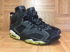 release date: 79149 3ab39 VNTG🔥 Nike Air Jordan VI 6 Retro Lakers Black Purple Gold SZ 9.5 384664-