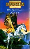 The Magician's Nephew by Lewis, C. S., Good Used Book (Paperback) FREE & FAST De