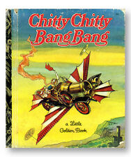 LGB Chitty Chitty Bang Bang Ian Fleming 381 Sydney edition 1972