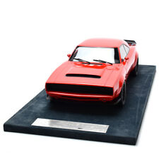1/18 Dodge Super Charger Concept Hell elephant Red Resin Car model Limited 100