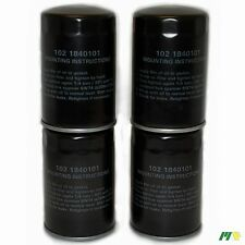 4 units OSK Oil Filter suit Z63 for Audi BMW Ford Volkswagen EFI