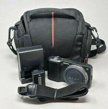 Sony Alpha NEX-3 14MP Digital Camera Body - Read Description