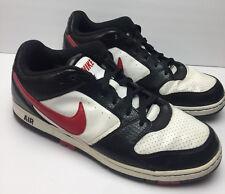 Nike Air Jordan's 2008 White Red Black Size 12