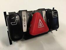 C208 / A208 Mercedes CLK Hazard / lock / headrest switch