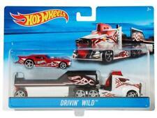 HOT WHEELS® - DRIVIN' WILD™ SUPER RIG TRUCK - Mattel BDW63-JA10 - NEU