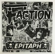 """The Faction - Epitaph 12"""" EP - BRAND NEW - Color RSD 2016"""