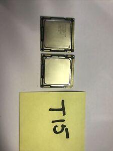 2 Intel Core i7-860 SLBJJ 2.80GHz LGA1156 8M Cache Quad Core Processor CPU