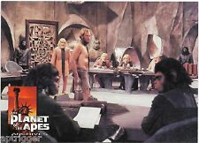 1999 Inkworks PLANET of the APES (12) Monkey Trial