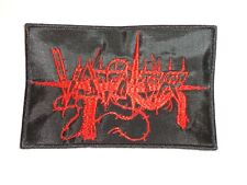 VOMITOR DEATH/THRASH METAL EMBROIDERED PATCH