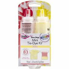 Tulip One-Step Fiesta Mini Tie Dye Kit, 2 Colors: Red - Yellow