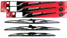 Front & Rear Windscreen Wiper Blade Set - High Quality Trupart (TV45/45/40)