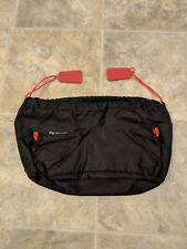 New Black Small Purse Insert - Nylon, pockets