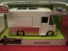 Jada  Food Truck 1/24 scale NIB 2019 release white exterior