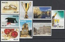 Malta 2012 Michel Nr. 1703-10  Grußmarken