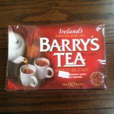 Barry's Tea Gold Blend - 80 Count