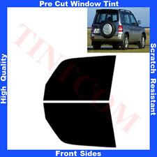 Pre Cut Window Tint Mitsubishi Pajero Pinin 5D 2001-2005 Front Sides Any Shade