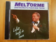 Mel Tormè and the Marty Paich DEK-tette LULU 's Back in Town