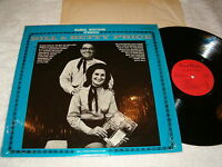 Bill & Betty Price - Self-Titled S/T, 1970's Bluegrass LP, VG+, Vinyl