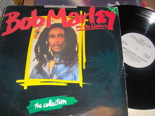 LP DOPPIO BOB MARLEY & THE WAILERS THE COLLECTION N/MINT COLLECTOR SERIES UK '85