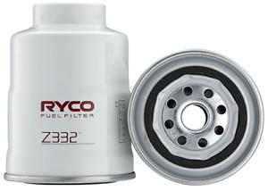 RYCO FUEL FILTER FOR NISSAN NAVARA D22 ZD30DDT YD25DDT 2.5L 3.0L I4 TILL 01/2008