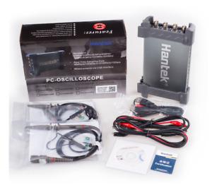 Hantek6074BC/6104BC/6204BC Digital Oscilloscope 70/100/200/250MHZ 4CH 1GSa/s 64K