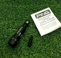 New Ping OEM Hybrid .370 G410 Hybrid Shaft Sleeve Adapter Kit Free Shipping!