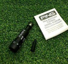 New Ping OEM Hybrid .370 G410 Hybrid Shaft Sleeve Adapter Kit Free Shipping!