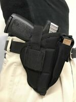 "ProGun Belt Clip Side Gun Holster fits S&W M&P357 (.357 MAG) with 4.25"" Barrel"