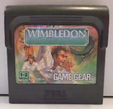 Console Gioco Play SEGA Cartuccia Game Gear Torneo London Tennis - WIMBLEDON - -