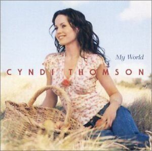 Cyndi Thomson - My World [New CD] Manufactured On Demand, Enhanced