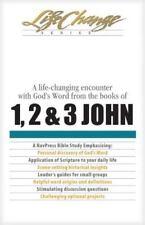 1, 2 & 3 John (LifeChange), , New Book