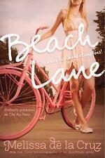 Beach Lane - Paperback, 2013, de la Cruz, Melissa Book 1