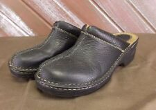 Born Clogs Mules Shoes Loafers Slip Ons Women's 9 / 42.5 Black