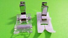 Teflon & Rouleau de Patins Machines à Coudre Pfaff 260/362/360/332 /230 Cuir &