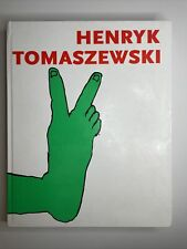 HENRYK TOMASZEWSKI ** the father of Polish School of Posters IN ENGLISH