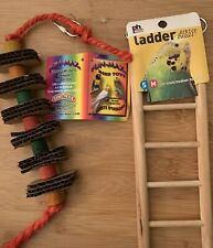 Bird Toys Ladder Slice Small Shred-X Lot Parakeet Cockatiel Assorted Lot
