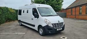 Renault Master 2.3dCi Secure Cell Vehicle Ambulance Police