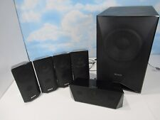 SONY Speakers System SS-TSB122 SS-WSB123 SS-CTB122 Surround Sound With Subwoofer