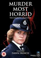 Murder Most Horrid: Complete Collection Series 1-4 [BBC] (DVD)~~Dawn French~~NEW