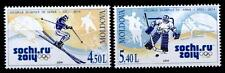 Olympische Winterspiele 2014,Sotschi. Sportarten.2W. Moldawien 2014