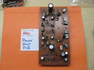 Knopf Drehknopf knob Bass Treble Balance Volume 20x20mm AKAI AA-1020 1030 ff