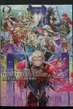JAPAN Radiant Historia & Perfect Chronology Official Artworks (Art Book)