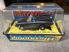 Johnny Lightning Thunderjet 500 Batmobile HO Slot  Car
