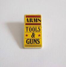 PLAYMOBIL (B3351) WESTERN - Pancarte Affiche Arms Tools & Guns Drugstore 3462
