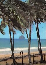 BR40479 Martinique le diamant cocotiers plage et rocher   France